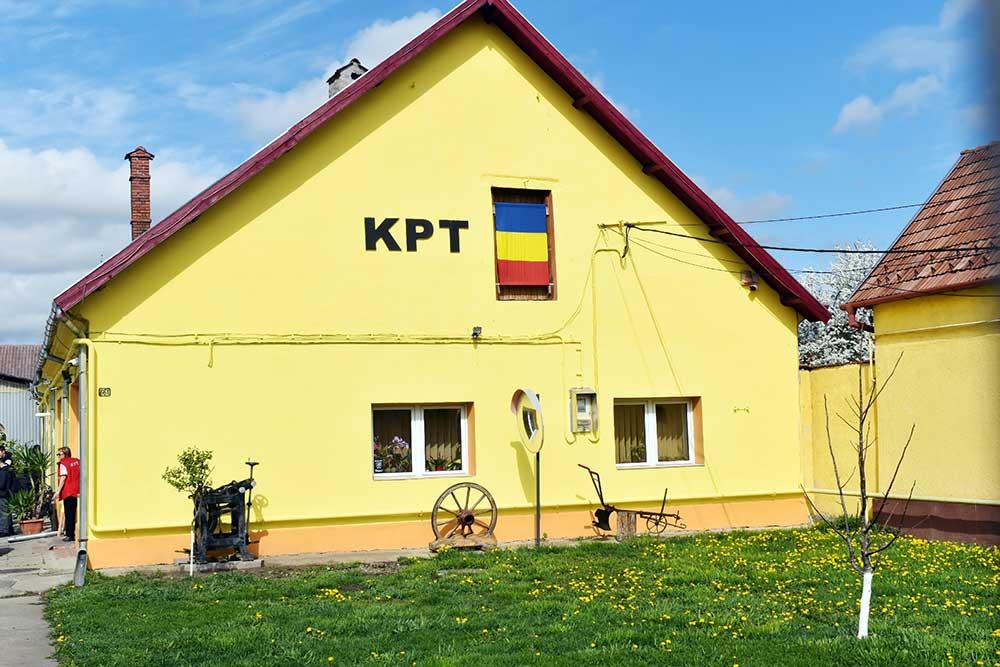 KPT - Sediul din comuna Sânpetru