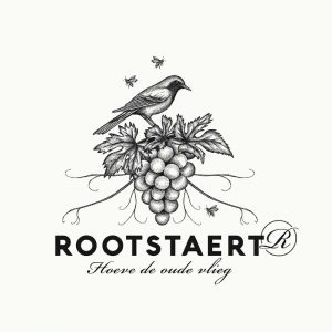 Ilustrație cu stuguri stilizați realizată de Yokaona pentru Rootstaert