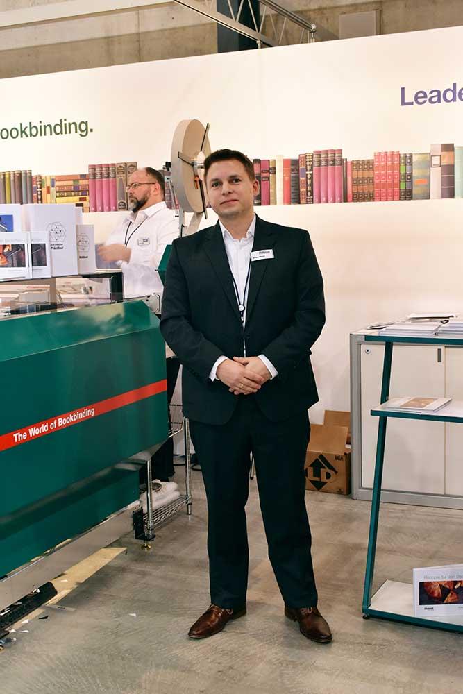 Markus Menzel, Director Vânzări, Schmedt GmbH & Co. KG