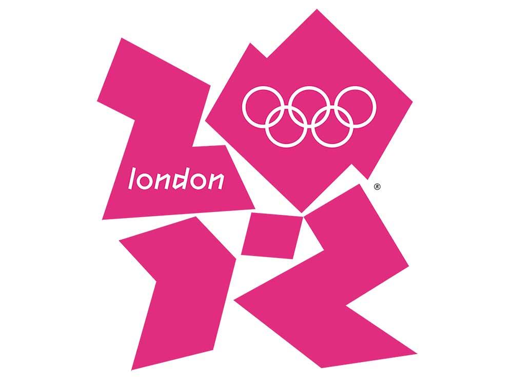Logo Jocurilor Olimpice din 2012