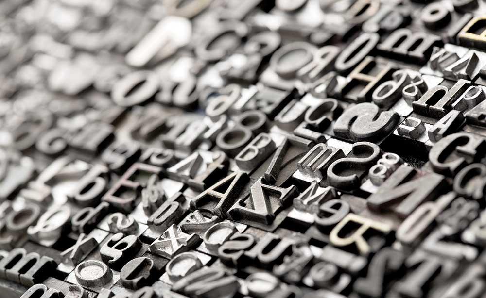 Letterpress vs Flexografie