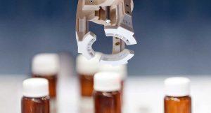 Braț robotizat creat de igus prin imprimare 3D