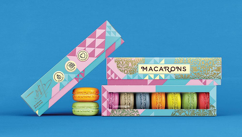 Combinație de modele realizată de Pavla Chuykina, Galima Akhmetzyanova și BimBom pentru Mixville Sweets