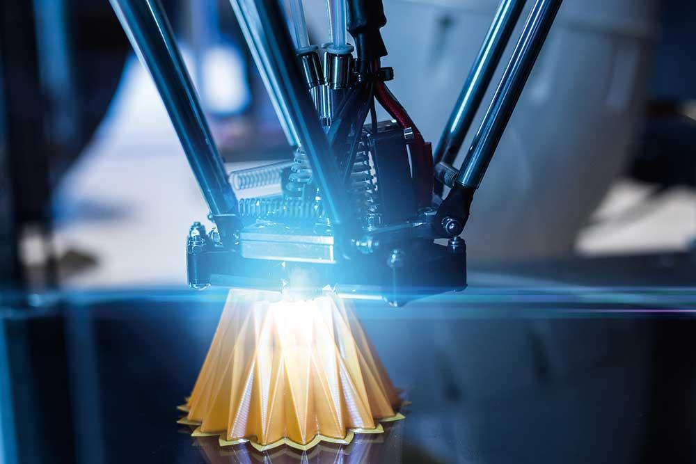 Printarea 3D va deveni, din toamnă, o disciplină opțională în licee