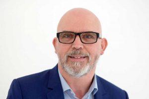 Graeme Richardson-Locke, directorul departamentului de suport tehnic din cadrul FESPA
