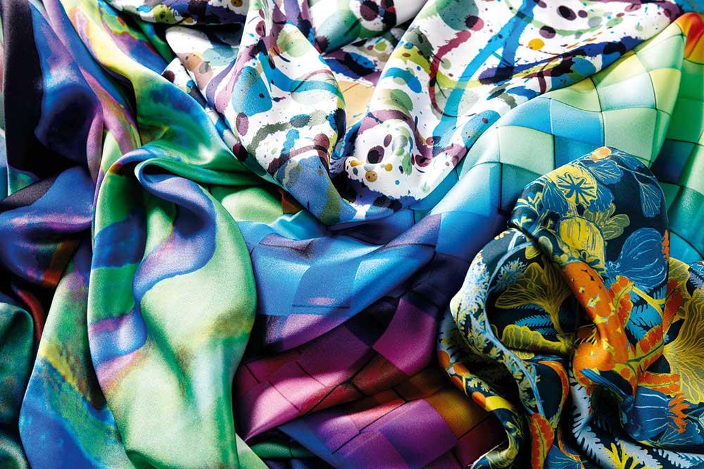 Aplicații pentru zona de textile și semnalistică