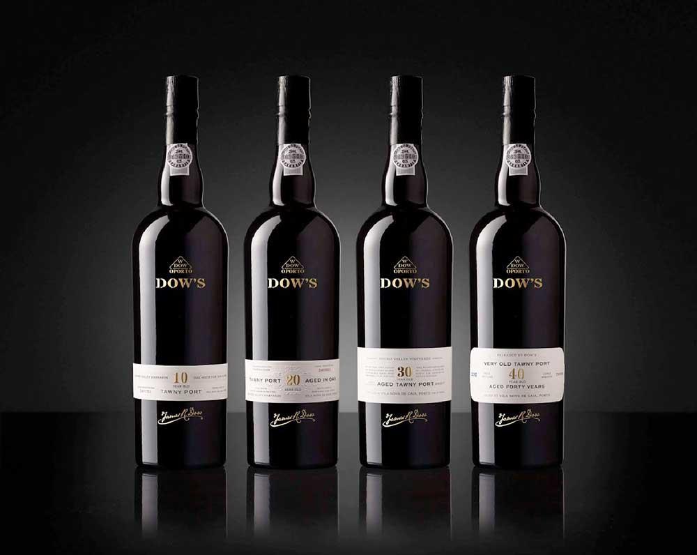 Vinul Aged Tawny Port produs de Podgoria Symington