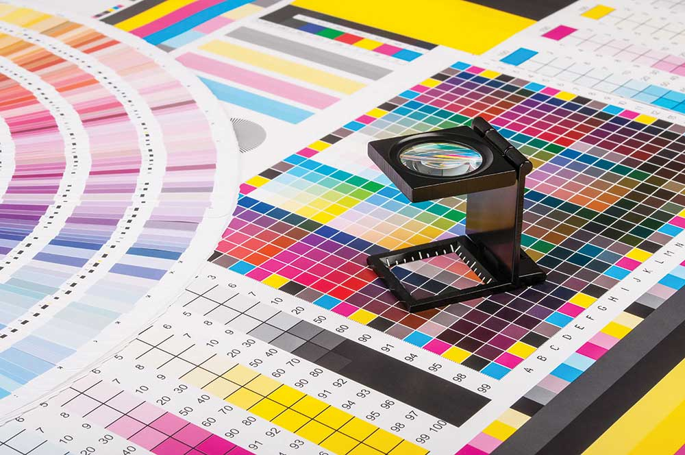 Bazele percepției și măsurării culorii