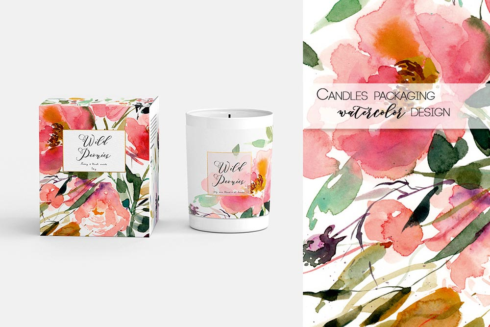 Design de Nadia Azariyeva