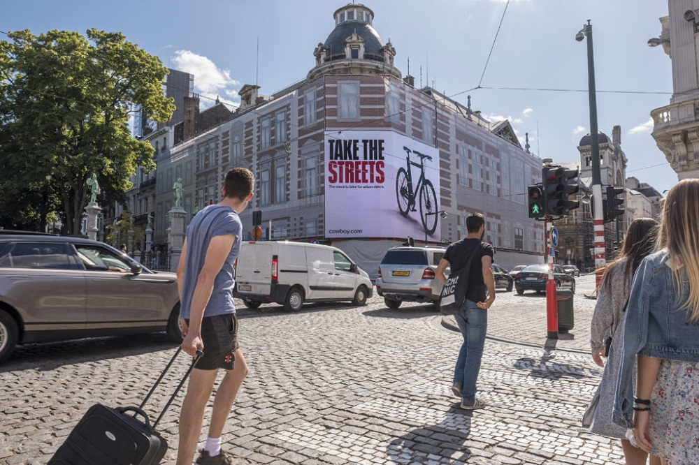 Urban Media banner