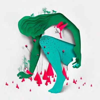 Ilustrație 3D creată de Eiko Ojala