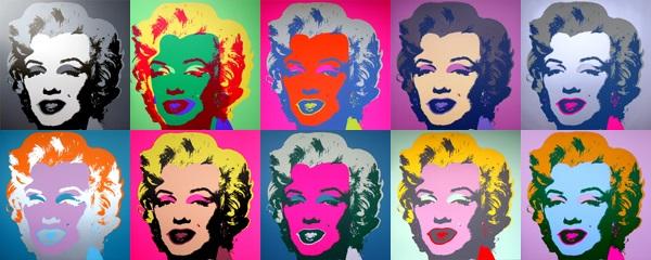 Marilyn Monroe (1967), Andy Warhol