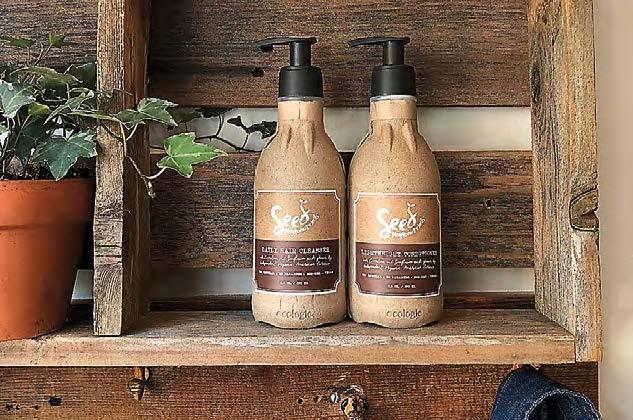 Ambalaj biodegradabil creat de Ecologic Brands