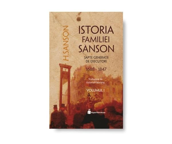 Hyperliteratura-Istoria familiei Sanson