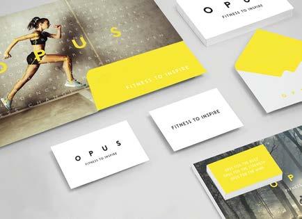 Grafică pentru Opus, Sheridan&Co