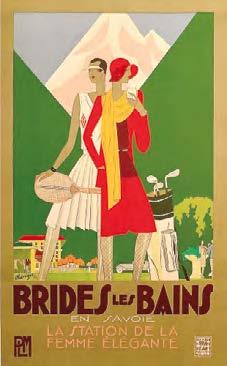 Brides Les Bains (1929), Leon Benigni