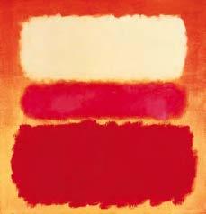 White Cloud Over Purple (1957), Mark Rothko