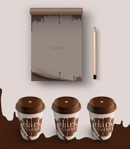 Grafică pentru LOCO Cafe, Oxyzen