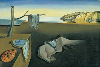 The Persistence of Memory (1931), Salvador Dali