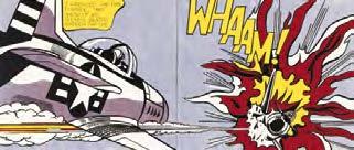 Whaam! (1963), Roy Lichtenstein