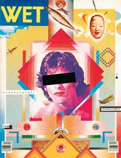 Coperta revistei WET (1979), April Greiman