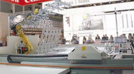 Sistem robotizat de la Rolan Robotics