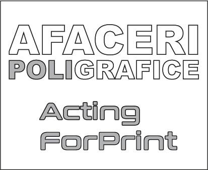 Logo Afaceri Poligrafice