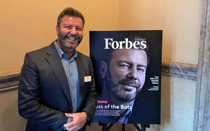 Daniel Dines, CEO și cofondator UiPath
