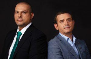Dan Mateuț și Horia David, fondatorii DHM Company