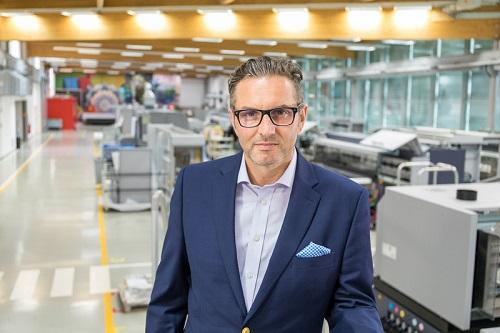 Christoph Gamper, CEO și coproprietar al grupului Durst