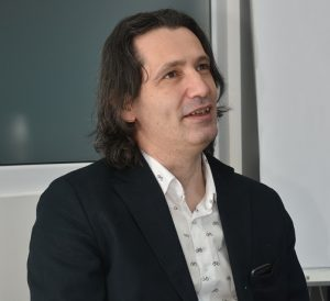 Daniel Cătălin Lupu, Director General First Advertising