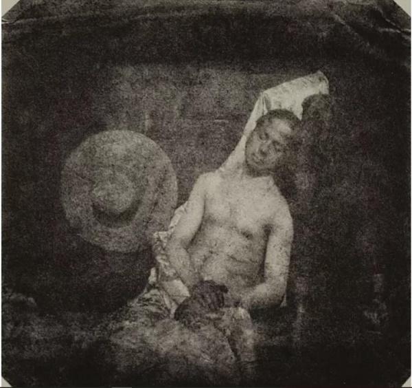 Hippolyte Bayard, autointitulat inventator al fotografiei