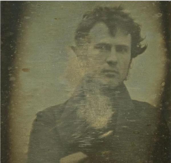 Robert Cornelius, părintele selfie-lui