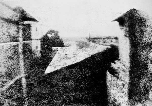 Vedere de la fereastra din Le Gras