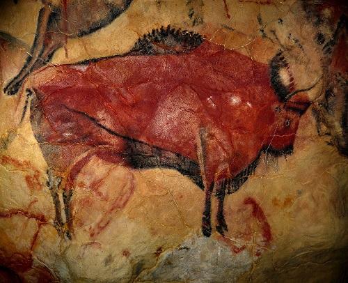 Pictură rupestră din Altamira