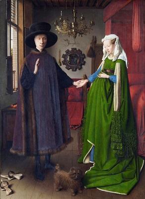 Soții Arnolfini (1434), Jan van Eyck