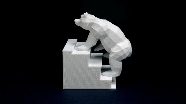Urși pe scări - proiect 3D realizat de DBLG pentru animația stop-motion omonimă
