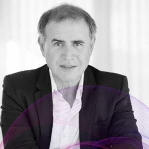 Nouriel Roubini, economist și profesor de economie în cadrul Universității din New York